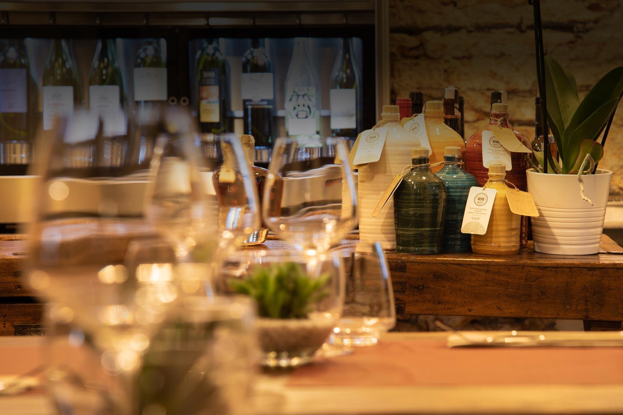 Aperitivi e degustazione prodotti italilani